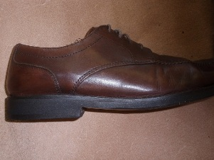 Dockers resole after our repair